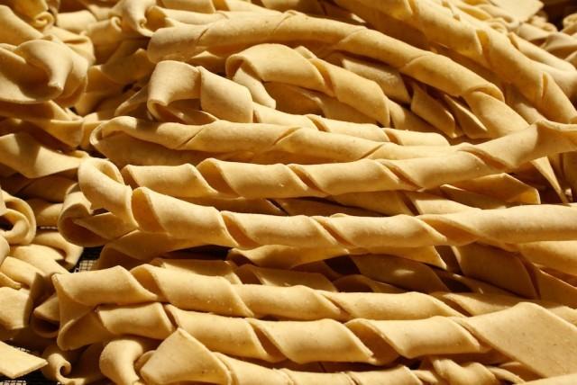 sagne ncannulate di grano