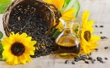 Olio di semi di girasole: buono e leggero