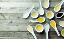 Condire & cucinare: i tipi di olio