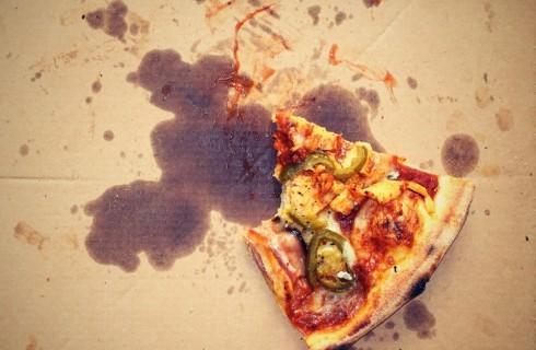 Allarmi e allarmismi: stavolta tocca ai cartoni da pizza