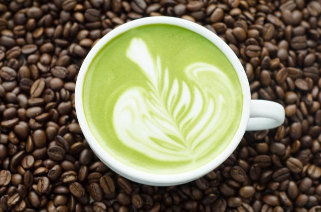 Caffe verde bevanda