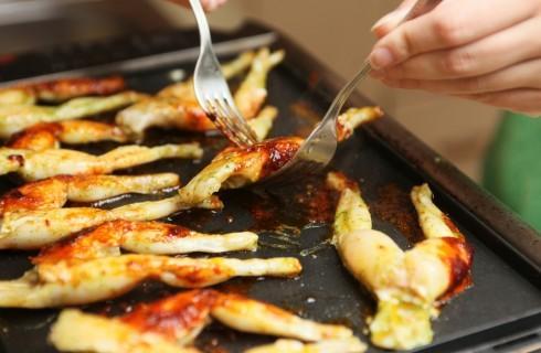 Un salto a tavola: le rane nella gastronomia italiana