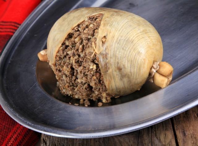Come si cucina haggis