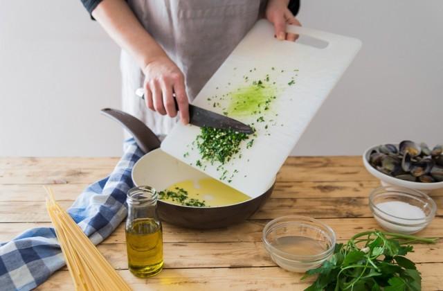 spaghetti con vongole step (12)