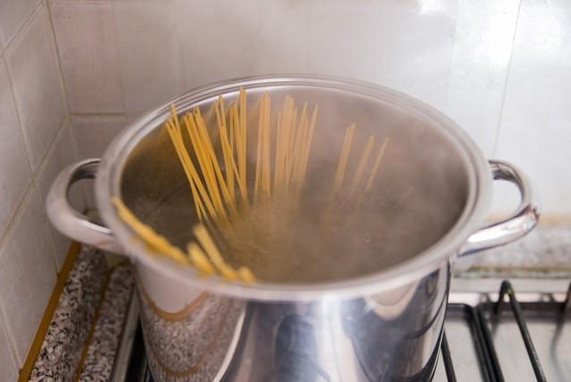 spaghetti con vongole step (17)