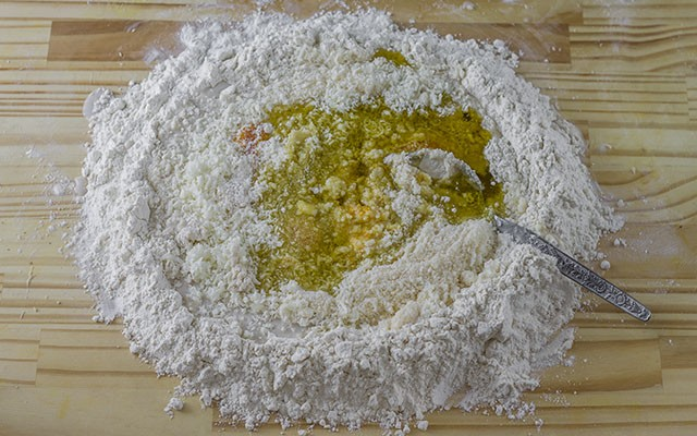 torta al formaggio step4