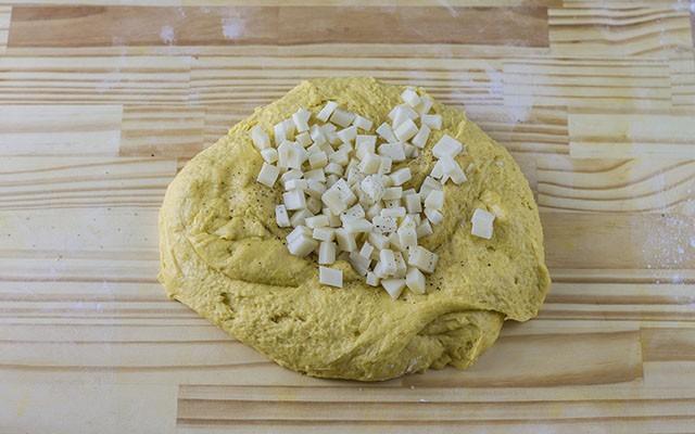 torta al formaggio step5