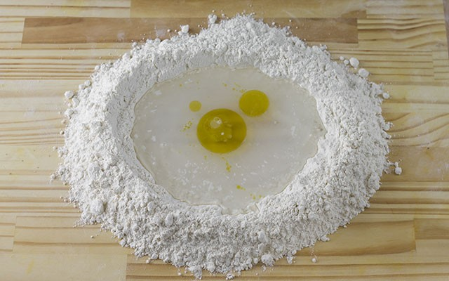 torta pasqualina step1