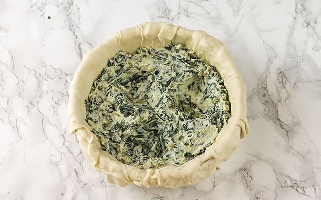 torta pasqualina step12