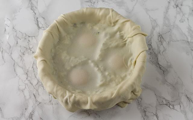 torta pasqualina step14