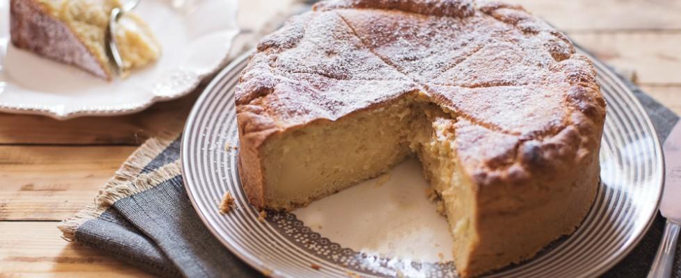 Torta pasticciotto, dal Salento