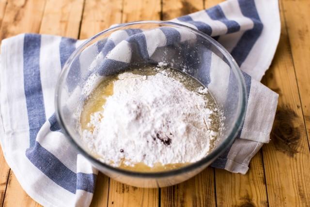 torta senza latte e uova (2)