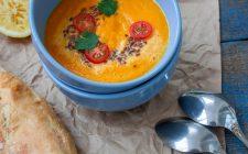 Come fare la vellutata di zucca e carote con la ricetta leggera