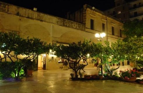 Villa Della Monica, Lecce