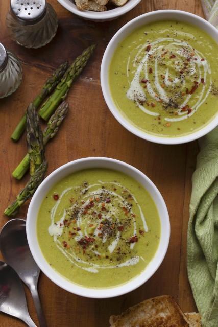 010 zuppa di asparagi