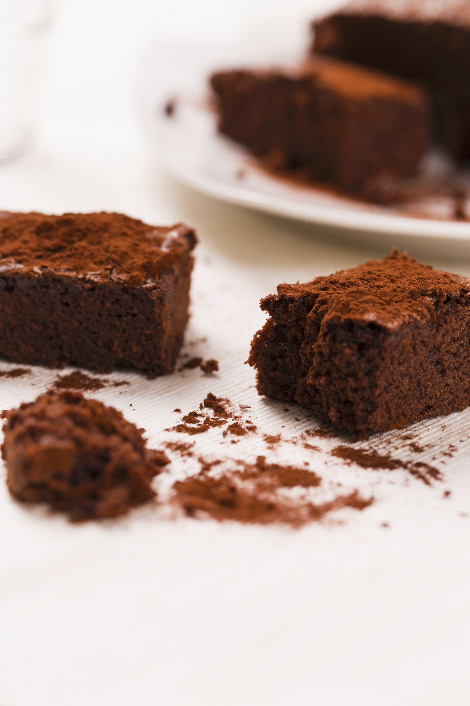 Ricetta Brownies Bimby Senza Burro.Ricetta Brownies Senza Uova Agrodolce