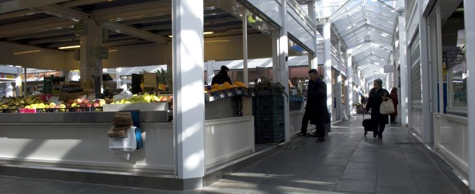 Gli chef approdano al Mercato di Testaccio con Cristina Bowerman