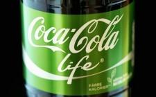 La nuova Coca-Cola Life è green come la stevia
