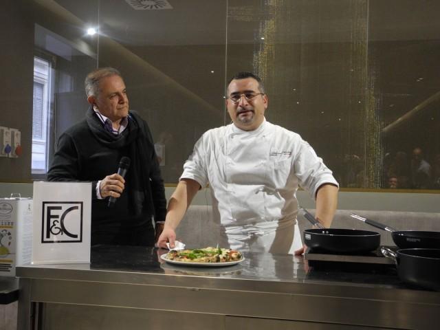 Tommaso Esposito e Gianfranco Iervolino