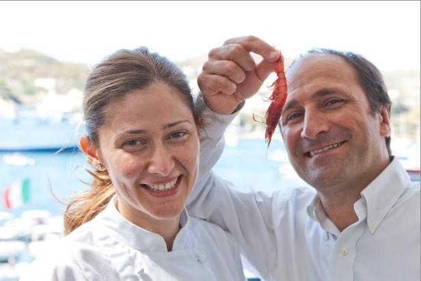 Gino Pesce e Patrizia Ronca