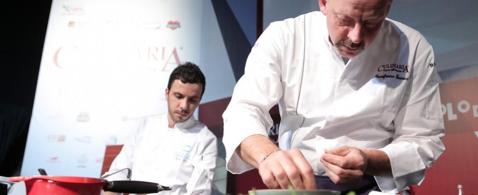 Culinaria 2018: gli chef dell'evento 2.0 a Roma