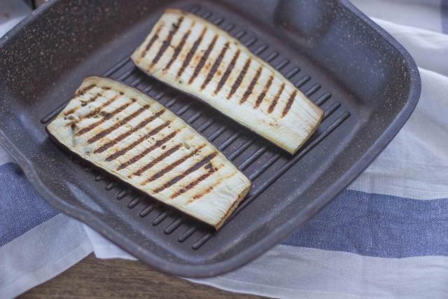 Step 2 parmigiana di pesce spada