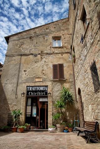 Trattoria Chiribiri, San Gimignano