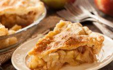 L'apple pie da preparare con la ricetta vegan