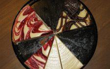 La cheesecake di Carnevale: gusto e colore per la torta americana