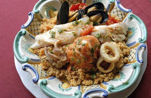 Il cous cous di pesce alla trapanese con la ricetta originale