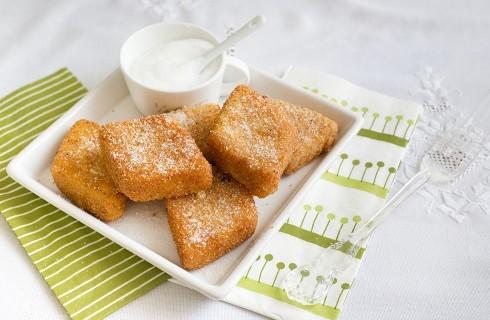 Crema fritta alla veneziana: morbida e croccante
