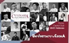 Culinaria 2016: gli chef stranieri
