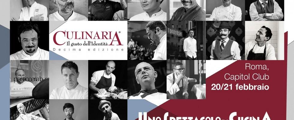 Culinaria 2016: in scena la cucina degli altri