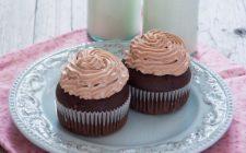 I cupcake alla nutella e mascarpone con la ricetta facile