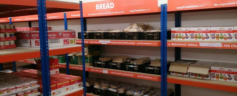 Arriva EasyFood, il low cost del cibo