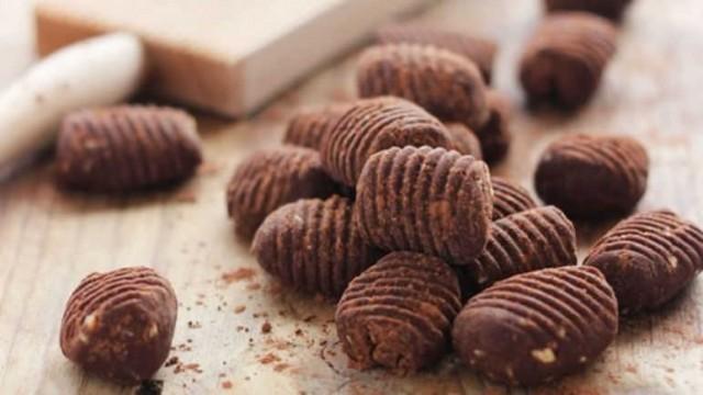 gnocchi al cioccolato