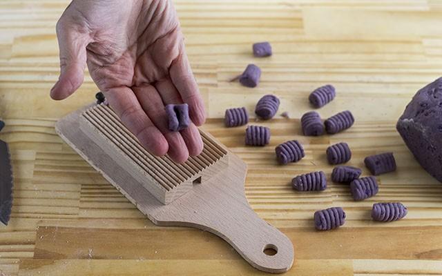 gnocchi di patate viola step11