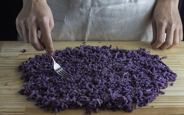 gnocchi di patate viola step2