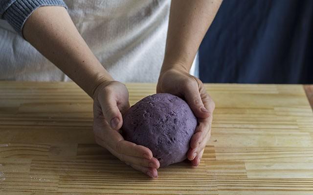 gnocchi di patate viola step6