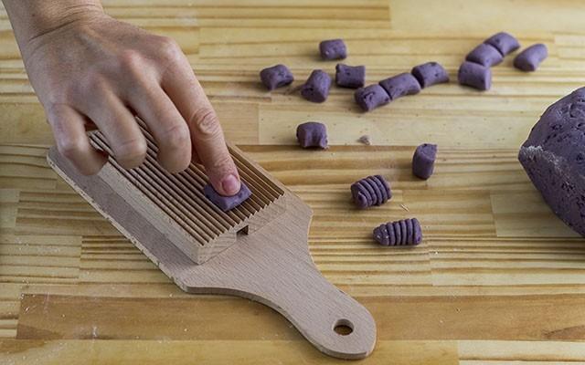 gnocchi di patate viola step9