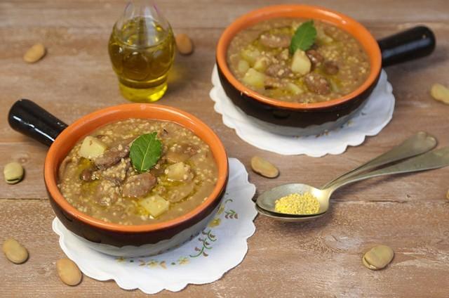 intro zuppa fave oriz