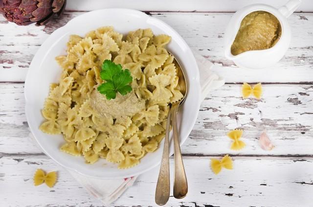 intro_pasta carciofi riz