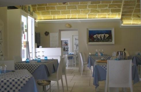 L'Angolo Blu, Gallipoli