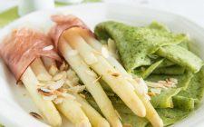 L'omelette con asparagi: ecco la ricetta casalinga