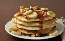 La ricetta dei pancake light per non rinunciare al gusto