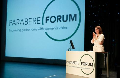 In Svezia la nuova edizione di Parabere Forum 2018, la visione femminile della gastronomia mondiale