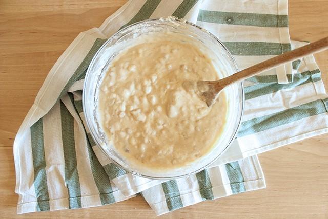 plumcake al muesli vegano 3