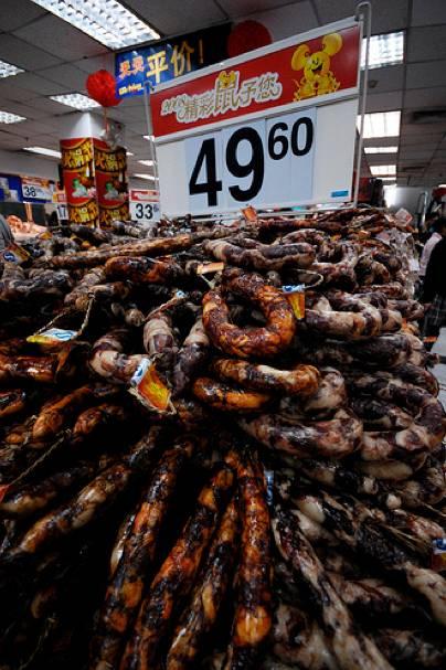 I cibi più strani in vendita in Cina - Foto 8