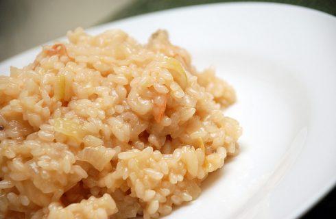 Il risotto all'arancia, ecco come farlo con la ricetta gustosa