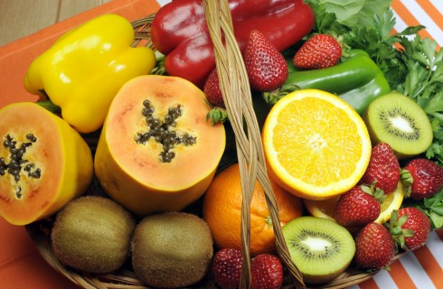 La top 10 degli alimenti più ricchi di Vitamina C
